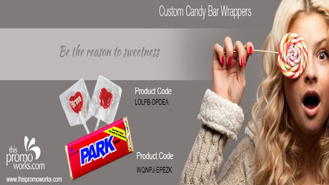 How Promotional Candy Can Enhance Your Brand Image? | Promotional Items | Scoop.it