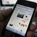 iPhone Owns Half Of Smartphone Web Traffic In The UK | Apple in Business | Scoop.it