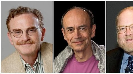 For 3 Nobel Winners, a Molecular Mystery Solved | brain | Scoop.it