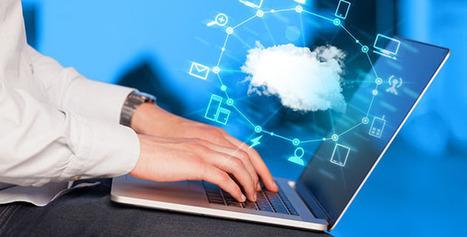 Ciel bleu pour le cloud computing - Economie réelle | Cloud Computing - SaaS - PaaS - IaaS | Scoop.it