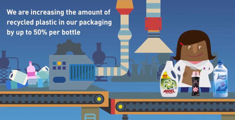 P&G Fabric Care Will Use Recycled Materials to Make 230 Million Bottles | Fragrance News and More | Scoop.it
