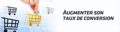 5 astuces pour augmenter son taux de conversion | Graphiste Webdesigner Bordeaux - Aurora Studio | From The Blog | Scoop.it