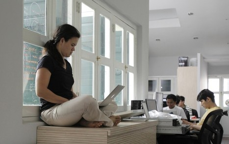 Green Offices Boost Productivity | Tourisme, innovations, et cetera... | Scoop.it