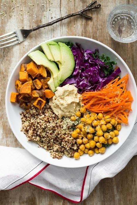 The Big Vegan Bowl | Healthy Whole Foods | Scoop.it