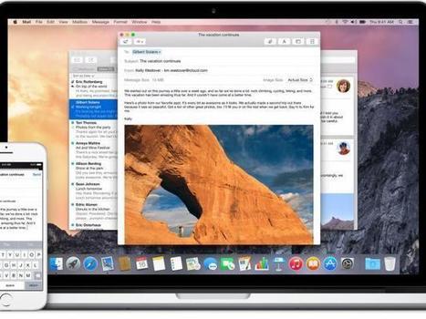 OS X Yosemite: gloednieuw, maar toch vertrouwd - NU.nl | ICTMind | Scoop.it