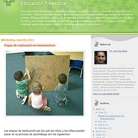 Yo soy Blogger: Educación Preescolar- Primerahora.com | Anny | Scoop.it