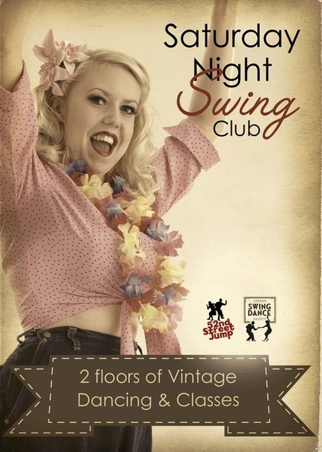Saturday Night Swing Club Saturday 12th October | Facebook | Swing Dancing Around The World | Scoop.it