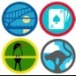 Six New Foursquare City Badges, from Vegas to Jamaica - Jaunted (blog) | Sculpting Crowdsorcery | Scoop.it