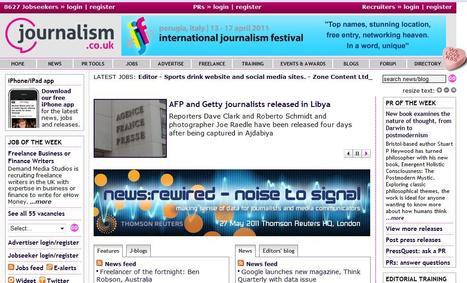 Journalism.co.uk   Top sites for journalists   Scoop.it