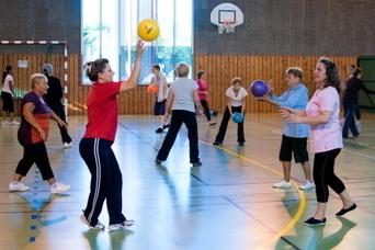 Gym « femixte » : yoga, massages et renforcement musculaire au ... - Le Progrès | Fédération des Massages FFPMM | Scoop.it