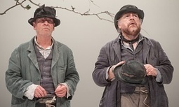 Waiting for Godot review – Cox and Paterson make electrifyingly idle tramps   The Irish Literary Times   Scoop.it