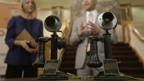 100 años de la primera llamada telefónica transcontinental | tecno4 | Scoop.it