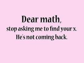 Save the ink • Dear math…. | math games | Scoop.it