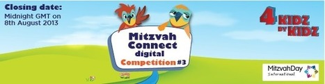 Competition #3 - Jewish Interactive | theLKgeek | Scoop.it