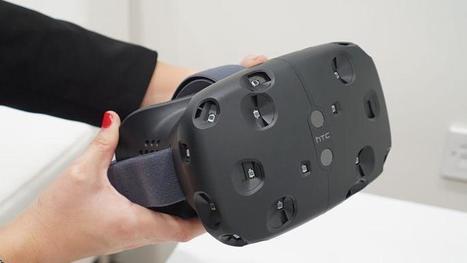 On a testé le HTC Vive, le plus spectaculaire des casques de réalité virtuelle | Pralines | Scoop.it
