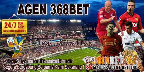 Joinbet188 Agen 368BET Terpercaya | Agen Bola | Judi Online | Casino Online | Taruhan Bola | Prediksi Bola Hari Ini | Scoop.it