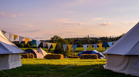 Holiday Dreaming: Fun UK Camping & Sleepovers - Baby Routes   Boxkarts   Scoop.it