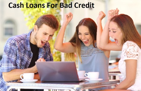 Cash Loans For Bad Credit-  Affordable Fiscal Scheme For Low Creditors! | Payday Loans Ottawa Canada | Scoop.it
