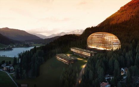Several Landmark Hotel Projects Coming to the Alps : 69 in Switzerland, 40 in Austria | city lifestyles | Scoop.it