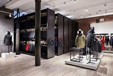 Canada Goose dévoile son flagship new-yorkais | RETAILex : Nouveaux concepts et nouvelles tendances On & Offline | Scoop.it