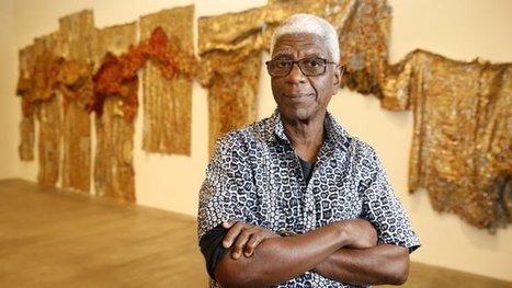 El Anatsui an artist in motion | Culture | Scoop.it