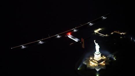 """Fin du tour du monde de Solar Impulse : """"Ce n'est que le point de départ d'une nouvelle voie""""   Planete DDurable   Scoop.it"""