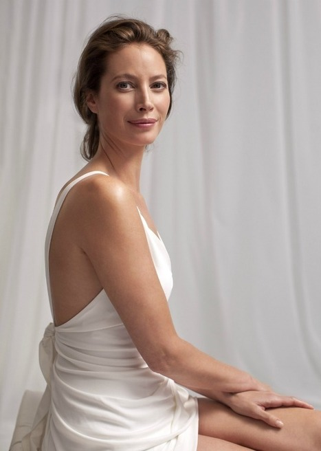 Christy Turlington is 45 and fabulous. Here's her beauty secret | latest fashion trends | Scoop.it