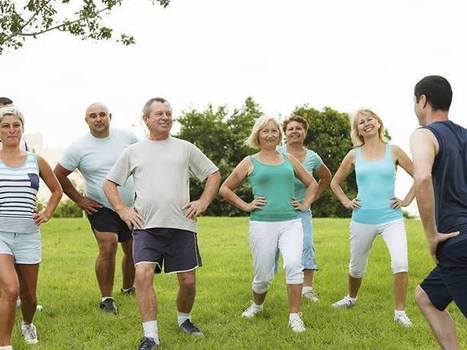 A Little Exercise Goes a Long Way for Older Adults | Thinking, Learning, and Laughing | Scoop.it