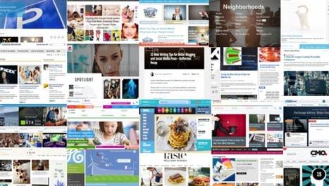 99 Amazing Content Marketing Hub Examples | UAS | Scoop.it