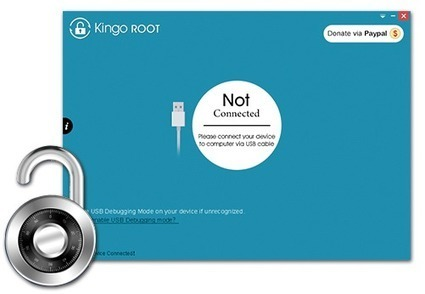 Root Android phone, flash custom ROM and manage your Android devices, Rooting Freeware Download - Kingo | Time to Learn | Scoop.it