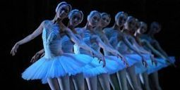 Pourquoi les danseuses étoiles n'ont jamais le tournis ?   Mon petit journal de la danse à Paris et parfois ailleurs   Scoop.it
