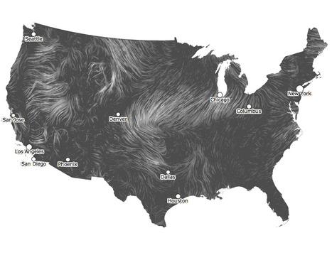 Wind Map | iOS in Education | Scoop.it