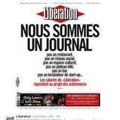 «Libération», futur réseau social? | DocPresseESJ | Scoop.it