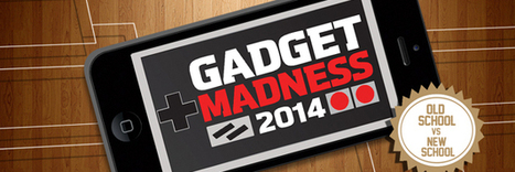 D-Link's Gadget March Madness 2014: Old Tech vs New Tech – Enter Now! | Contests and Games Revolution | Scoop.it