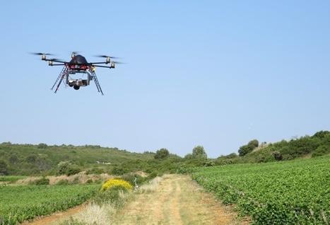 Montpellier SupAgro lance le Mas numérique : une vitrine pour l'agriculture numérique méditerranéenne | Verres de Contact | Scoop.it