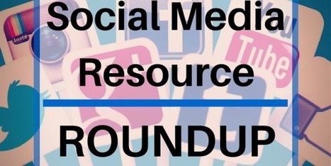 The Epic Social Media & Schools Resource Roundup — PikeMall Tech | learning by using iPads | Scoop.it