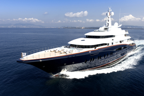 The world of luxury yachting: a billionaire's must-have accessory | Fashion Luxury and e commerce | Scoop.it