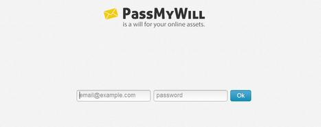 Un service en ligne pour envoyer automatiquement des documents si vous êtes menacés ou morts | aquarium | Scoop.it