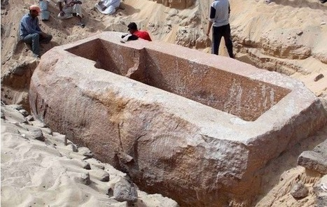 US diggers identify tomb of Pharoah Sobekhotep I | Anthropology and Archaeology | Scoop.it