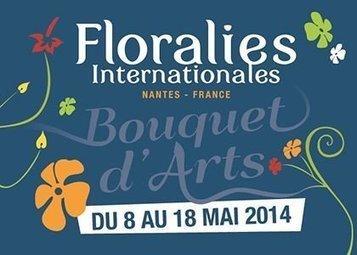 Floralies 2014 | Nantes Tourisme | LEAUTE Paysage, Créateur de Parc et Jardin | Scoop.it