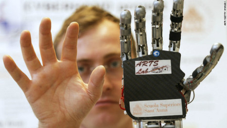 Cyborg anthropologist: We can all be superhuman | Art  meets Technology | Scoop.it