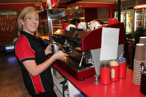 Barista and Check out chick | OHS Quest 2&3: The Workplace Environment | Scoop.it