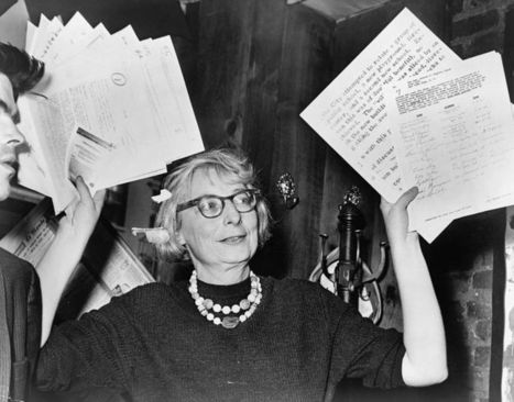 Urbanism Hall of Fame: Jane Jacobs inspires sustainable, human-centered cities | TheCityFix | Sustainable Futures | Scoop.it