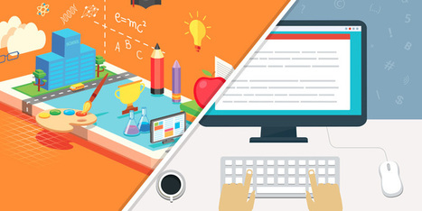 mLearning versus eLearning. Are they any different?   Mobile Learning   Scoop.it