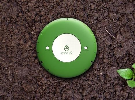 Le jardin connecté,  à nous l'intelligence de la domotique d'extérieur ! - Hi & You | Maison connectée et Domotique | Scoop.it