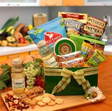 Where can I buy Healthy Snacks For Toddlers On The Go Best saler: Healthy Snacks Gourmet Gift Box | Catering, Food Baskets, Delicatessan, Parties, Weddings | Scoop.it