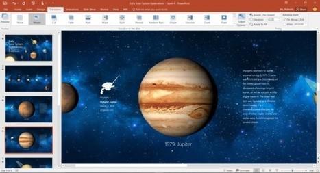 Microsoft presenta Designer y Morph, dos herramientas premium para PowerPoint | Educación con tecnología | Scoop.it