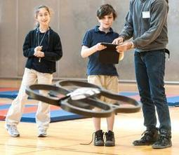 UI students bring drones, science to Stratton - Champaign/Urbana News-Gazette | CLOVER ENTERPRISES ''THE ENTERTAINMENT OF CHOICE'' | Scoop.it