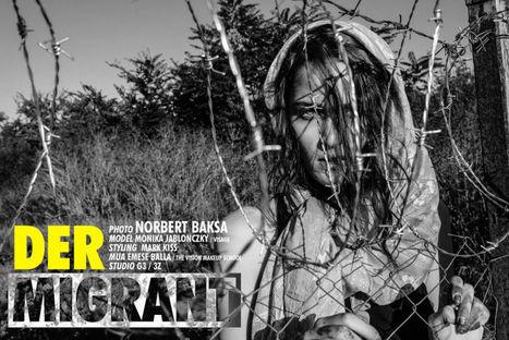 Un shooting de mode sur le thème des réfugiés @GabrielTeisson | 694028 | Scoop.it