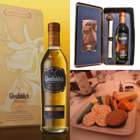 Guns to Gewürztraminer!: Experiencing the Charm of Glenfiddich | Wine and Spirits:The Indian Scenario | Scoop.it